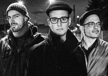 Yves Theiler Trio – 21.15 Uhr