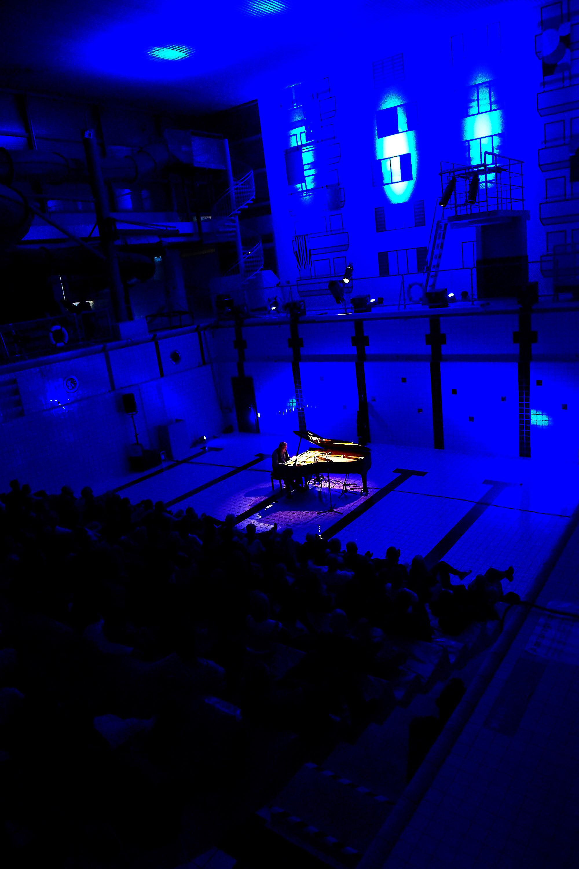 Piano im Pool Festival Luzern 2018, Bobo Stenson