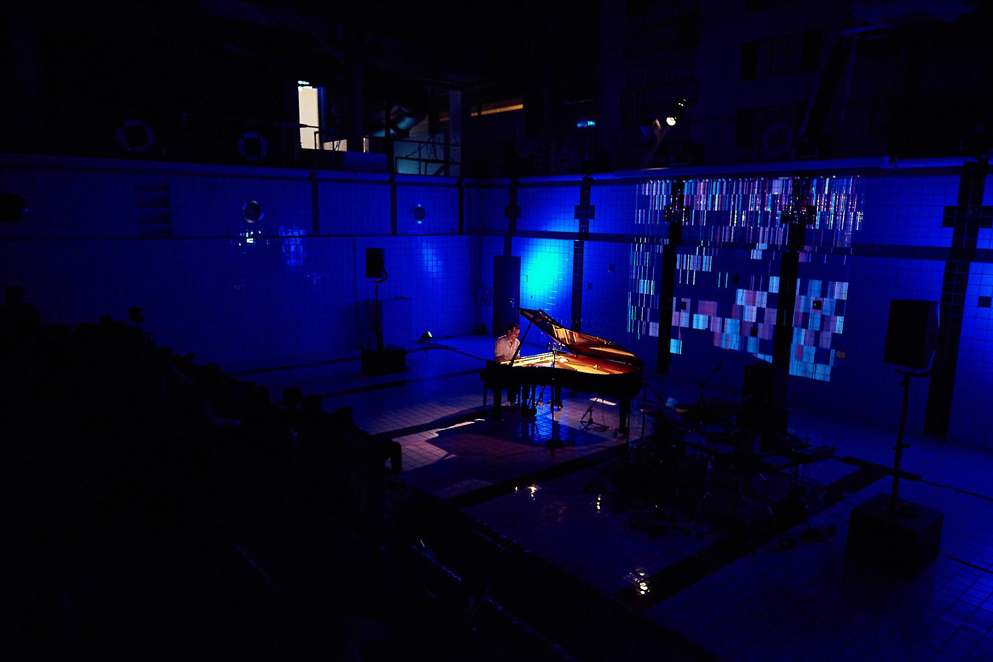Piano im Pool Festival Luzern 2018, Felix Trippel